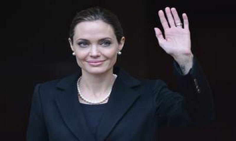 Angelina Jolie strongly voices against sexual violence of Rohingyas