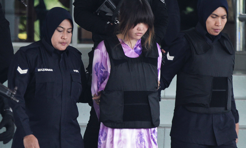 Verdict in Kim Jong Nam murder trial likely to be next year