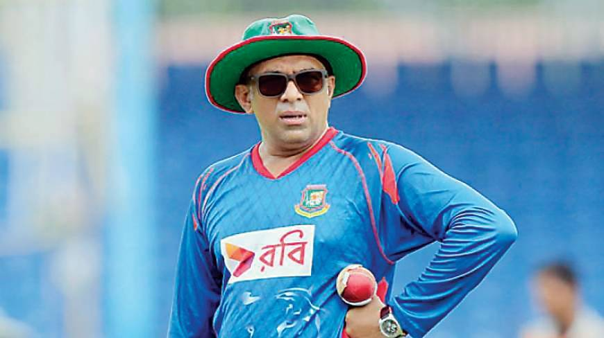 Sri Lanka in talks to fire ex-Bangladesh coach Hathurusingha