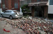 South Korea quake leaves dozens injured, 1,500 seeking shelter