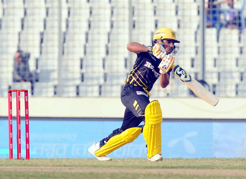 Rajshahi Kings beat Sylhet Sixers by 7 wickets