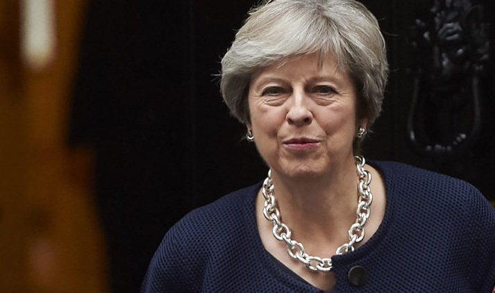 May hopes EU will respond 'positively' to Brexit offer