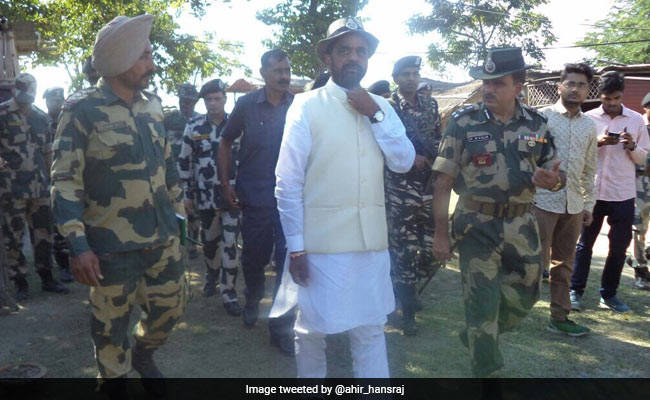 Bangladesh a bigger threat for India than Pakistan: Indian Union Minister