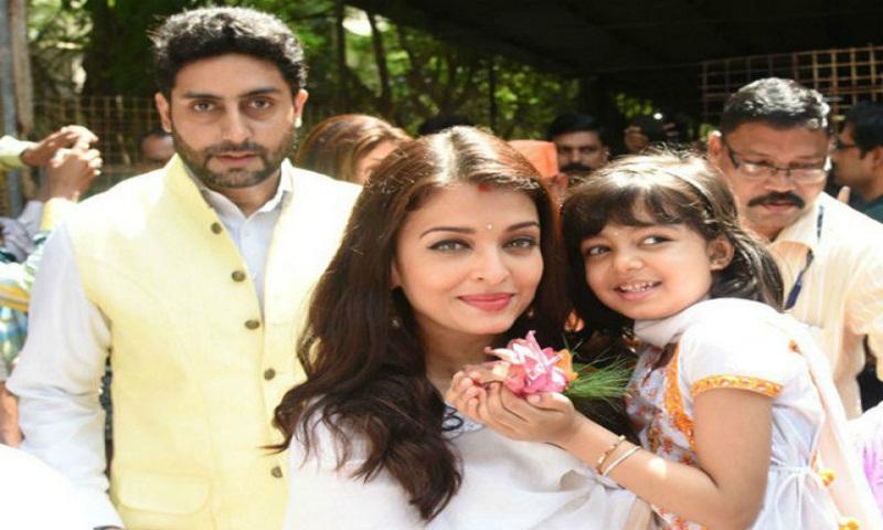 Aaradhya Bachchan celebrates birthday with family at posh Juhu restaurant