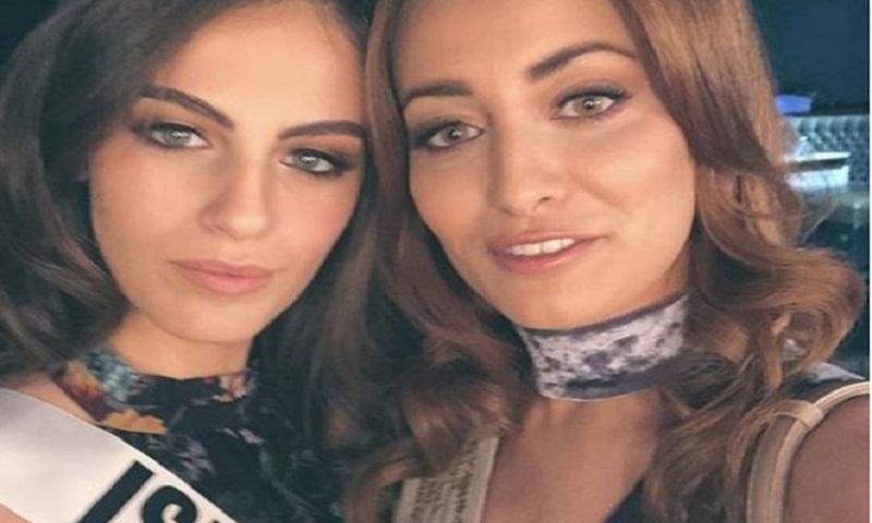 Miss Iraq and Miss Israel selfie strikes a nerve