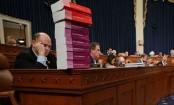 House Republicans pass $1.4tn tax revamp