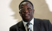 Zimbabwe's ousted vice president back in the country