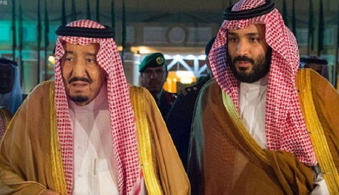Saudi King Salman to step down next week: report