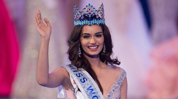 India's Manushi Chhillar crowned Miss World 2017