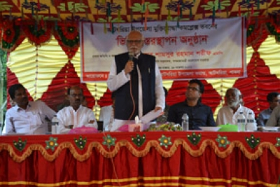 No room for militants in Bangladesh: Land Minister