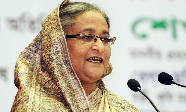 'It's revenge of history', Hasina about Unesco's recognition of Bangabandhu's speech