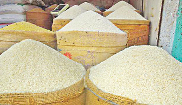 Rice price still high