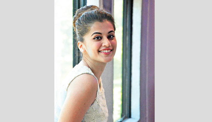 I can't afford to go wrong with my roles, films: Taapsee