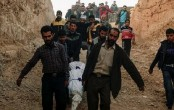 Six children among 19 killed in shelling near Damascus