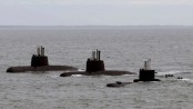Argentine navy loses contact with submarine
