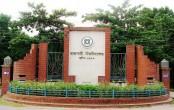 Rajshahi University students besiege VC's residence protesting student abduction
