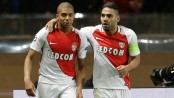 Defending champion Monaco held to 1-1 draw at Amiens