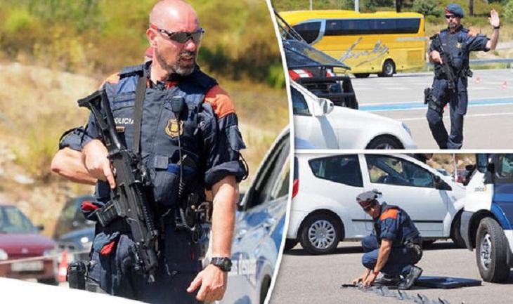 Frenchman shot for 'shouting Allahu akbar' in Spain