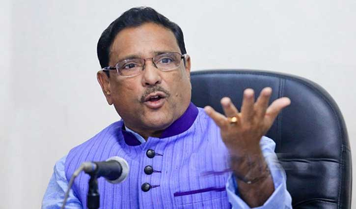 Vested quarter behind Rangpur communal attack: Quader