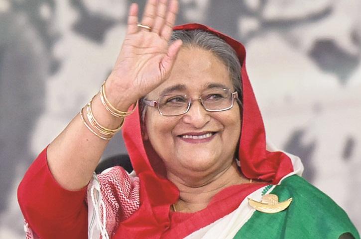 History has taken revenge, says Prime Minister Sheikh Hasina