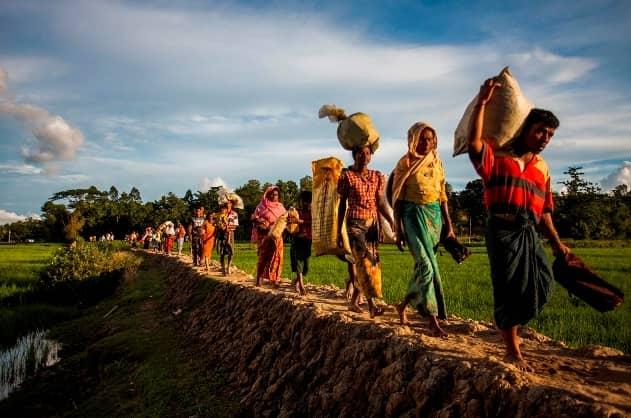 Rohingya crisis: Germany, Sweden, EU support Bangladesh