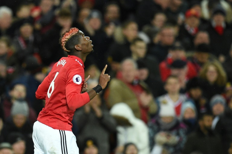 Paul Pogba helps Manchester United to win over Newcastle United in Premier League