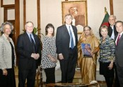 US Congressional delegation lauds Bangladesh govt over handling Rohingya issue
