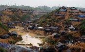 4 foreign ministers visit Rohingya camps