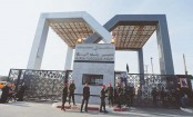 Egypt opens Gaza border for first time since unity deal