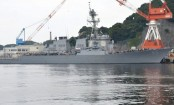 US warship collides with Japanese tug in latest incident