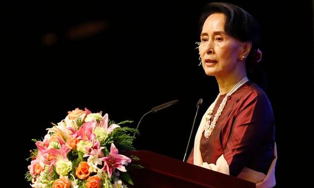 Suu Kyi silent about Ronhingya crisis; seeks Asia-Europe stronger ties