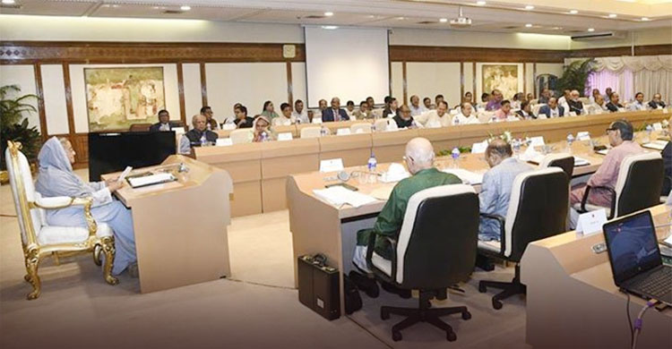 Cabinet okays drafts of Gazipur, Rangpur metropolitan police