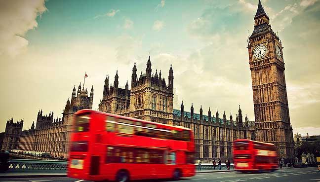 London buses run on coffee in green initiative
