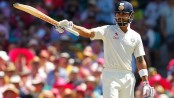 Kohli hits 50th century as Sri Lanka cling on for draw
