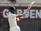 India declare on 352-8, set Sri Lanka 231 to win