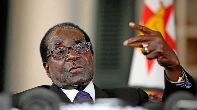 Zimbabwe's Mugabe faces looming resignation deadline