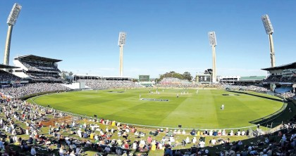 New Perth stadium to host Australia-England ODI