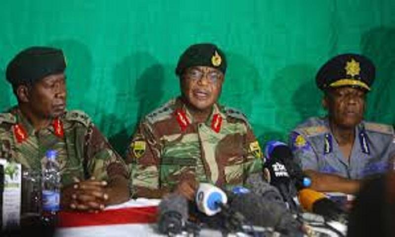 Emmerson Mnangagwa urges Mugabe to quit now