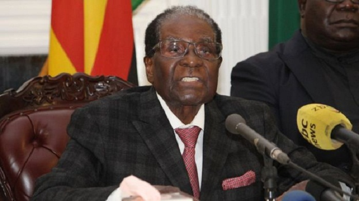 Zimbabwe MPs debate motion against president Mugabe