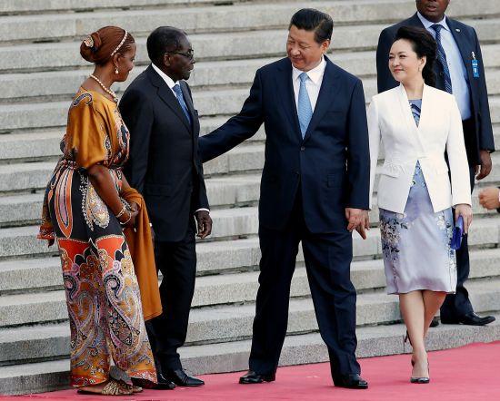 China's deep ties to Zimbabwe could grow after Mugabe era