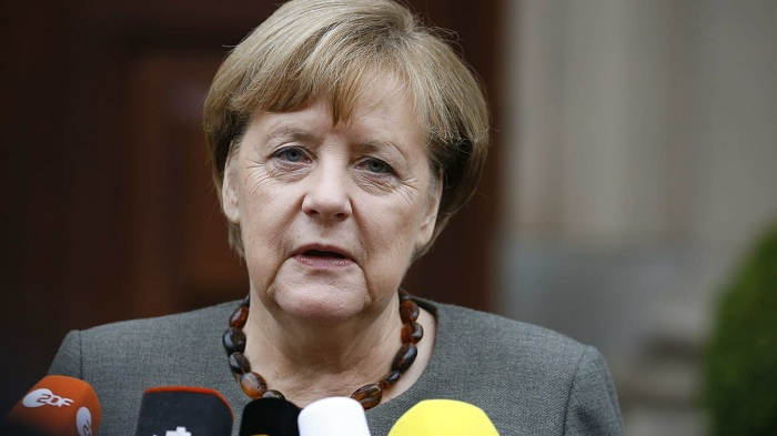 Germany's Merkel 'prefers new vote' after coalition talks fail