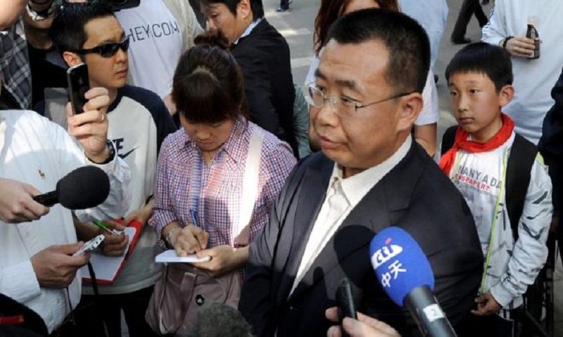 China jails prominent human rights lawyer Jiang Tianyong