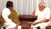 Big B more popular than Modi: Unicef survey