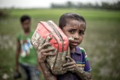 European Union seeks steps for safe return of Rohingyas