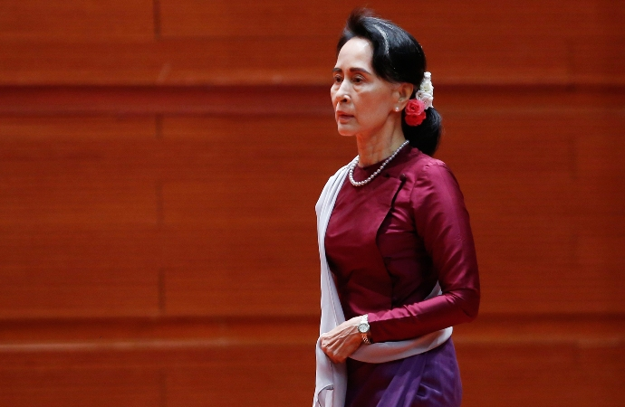 MoU with Bangladesh this week to start Rohingya repatriation: Suu Kyi