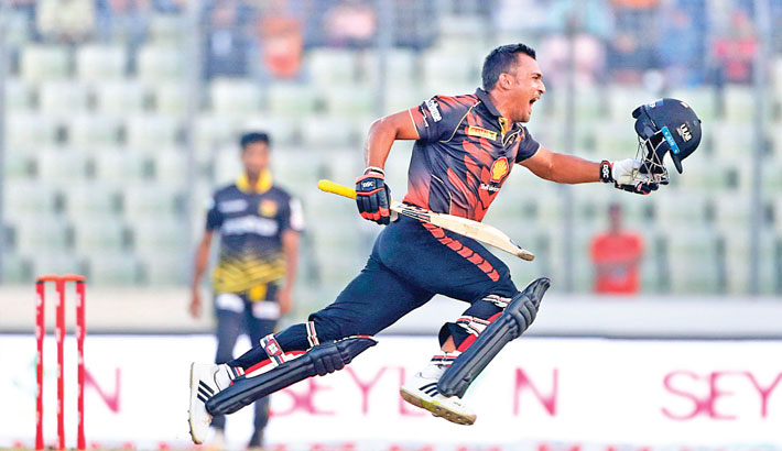 Ariful Haque heroics seal  dramatic Khulna victory