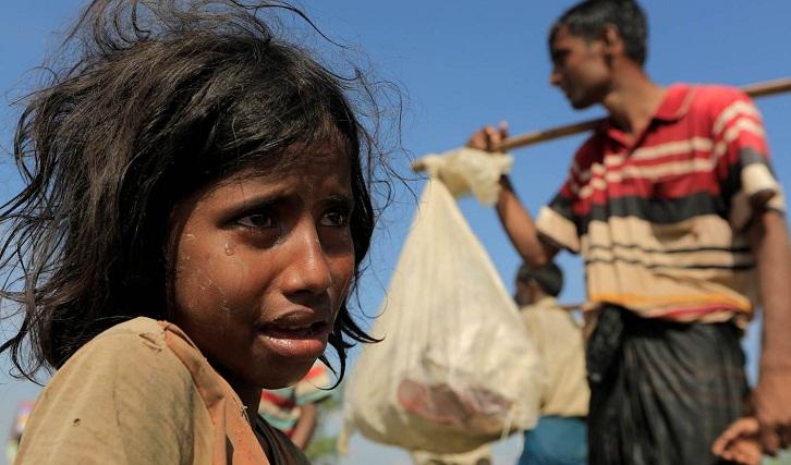 Turkey urges for global pressure on Myanmar on Rohingya issue