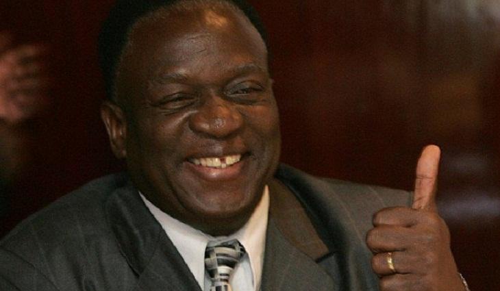 Zimbabwe's next leader returns after Mugabe exit