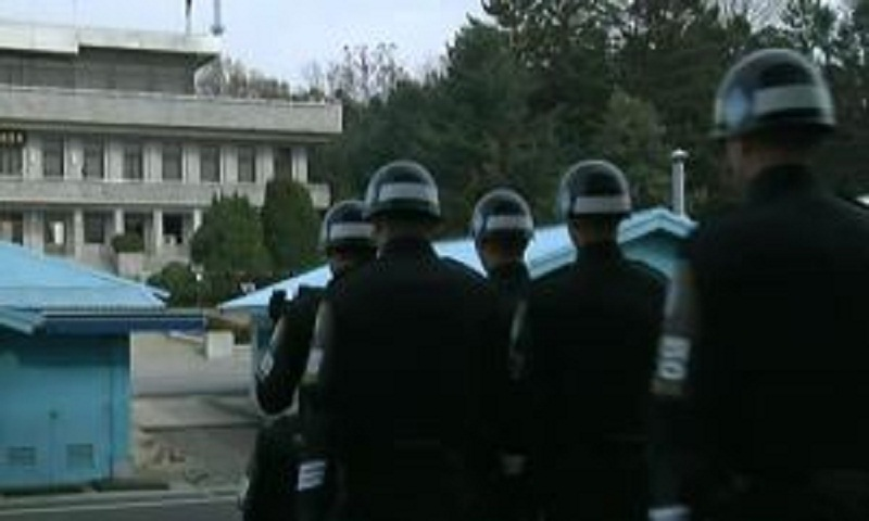 North Korean troops crossed into South while chasing defector, UN says