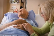 Slow pace in old age may indicate heart diseases